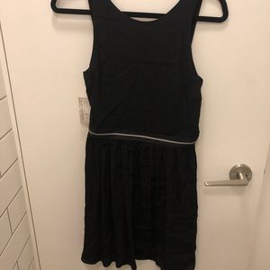 Quality black dress from Bloomingdale's with tags